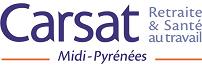 Logo Carsat Midi-Pyrénées